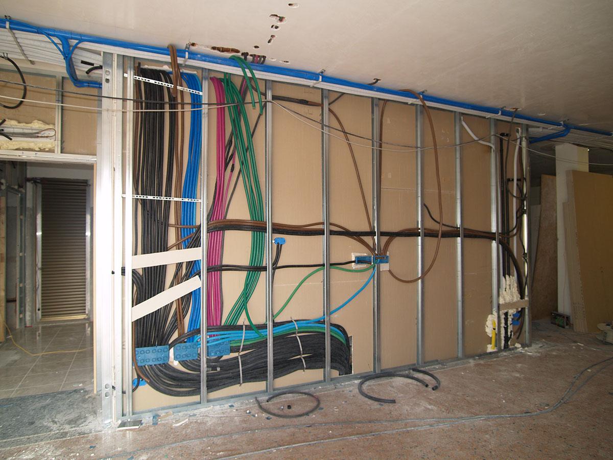 Quadro Elettrico Per Abitazione impianto elettrico abitazione vicenza zona stadio - impianti